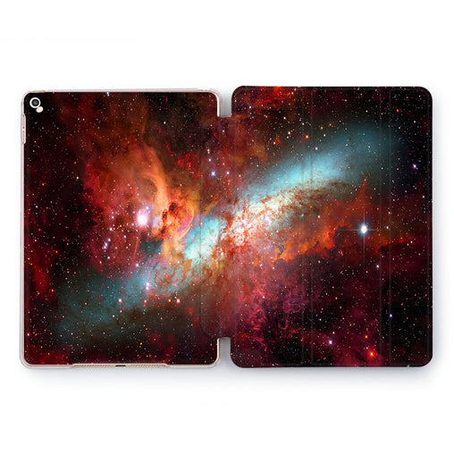 Lex Altern Black Hole Case for your Apple tablet.