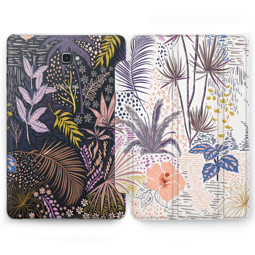 Lex Altern Pastel Flora Case for your Samsung Galaxy tablet.