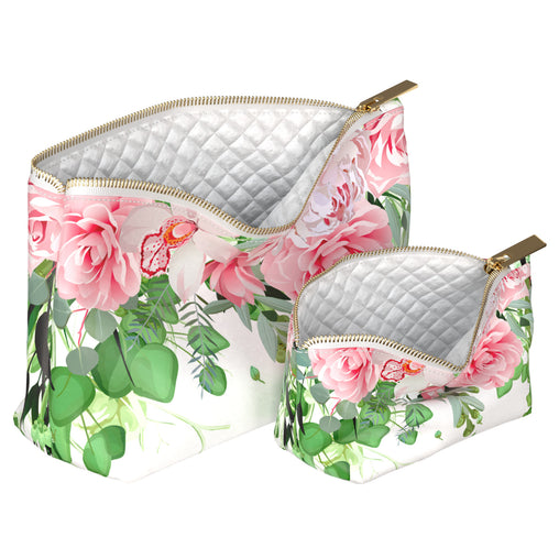 Lex Altern Makeup Bag Floral Bouquet