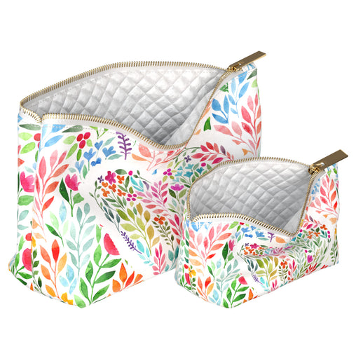 Lex Altern Makeup Bag Floral Heart