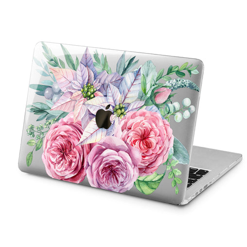 Lex Altern Lex Altern Roses Blossom Case for your Laptop Apple Macbook.