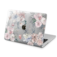 Lex Altern Lex Altern Painted Flowers Case for your Laptop Apple Macbook.