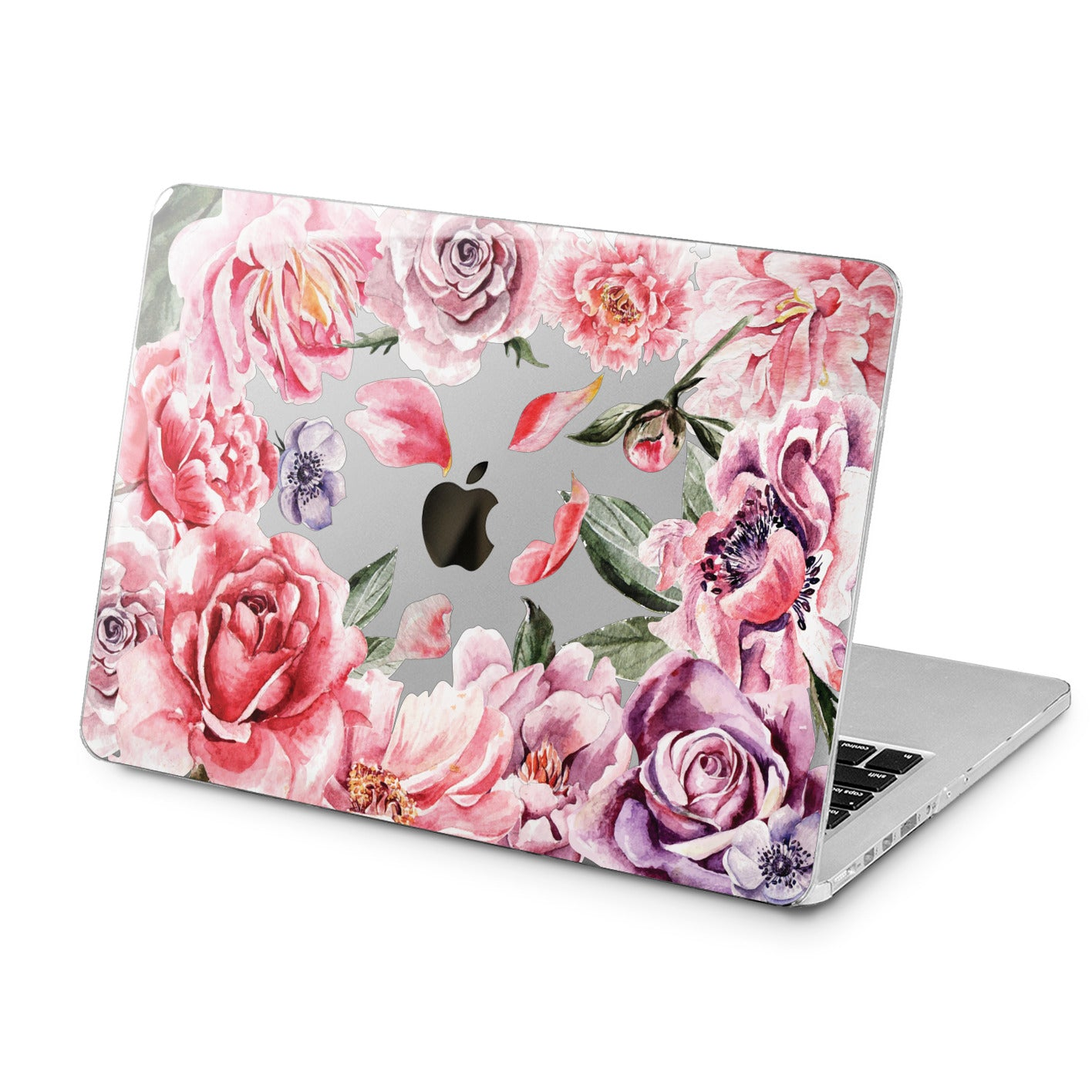 Lex Altern Lex Altern Red Roses Case for your Laptop Apple Macbook.