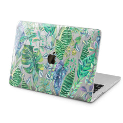 Lex Altern Lex Altern Leaf Pattern Case for your Laptop Apple Macbook.