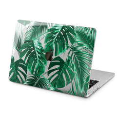 Lex Altern Lex Altern Monstera Leaves Case for your Laptop Apple Macbook.