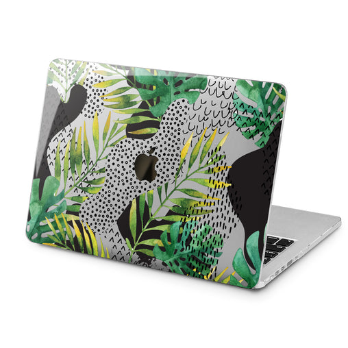 Lex Altern Lex Altern Abstract Leaves Case for your Laptop Apple Macbook.