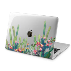 Lex Altern Lex Altern Green Cactus Case for your Laptop Apple Macbook.