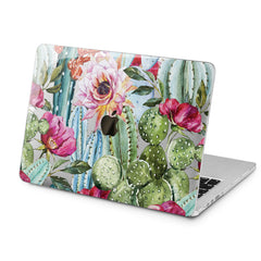 Lex Altern Lex Altern Cactus Blossom Case for your Laptop Apple Macbook.