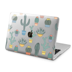 Lex Altern Lex Altern Vintage Cactus Case for your Laptop Apple Macbook.