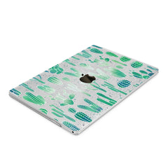 Lex Altern Hard Plastic MacBook Case Cacti Pattern