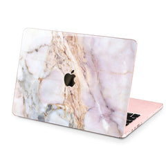 Lex Altern Hard Plastic MacBook Case Pastel Marble