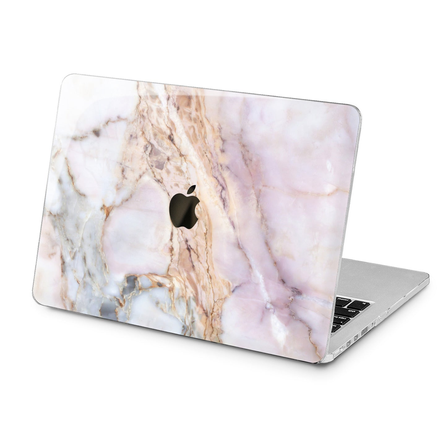 Lex Altern Lex Altern Pastel Marble Case for your Laptop Apple Macbook.