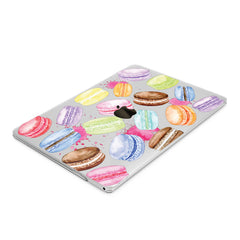 Lex Altern Hard Plastic MacBook Case Macaroon Cookies