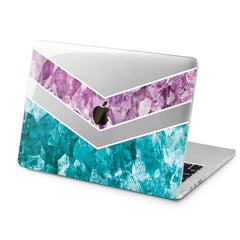 Lex Altern Lex Altern Geometric Crystal Case for your Laptop Apple Macbook.