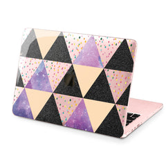 Lex Altern Hard Plastic MacBook Case Abstract Confetti