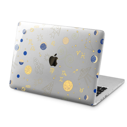 Lex Altern Lex Altern Astrology Design Case for your Laptop Apple Macbook.