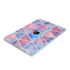 Lex Altern Hard Plastic MacBook Case Geometric Mandala