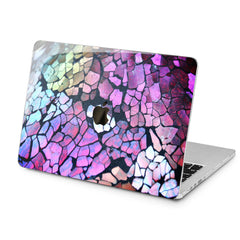 Lex Altern Lex Altern Cracked Paint Case for your Laptop Apple Macbook.