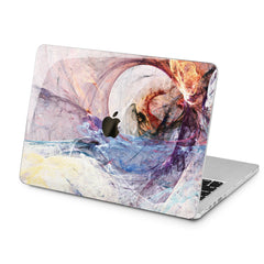 Lex Altern Lex Altern Abstract Wave Case for your Laptop Apple Macbook.