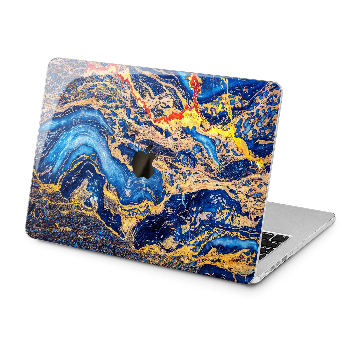 Lex Altern Lex Altern Colorful Marble Case for your Laptop Apple Macbook.