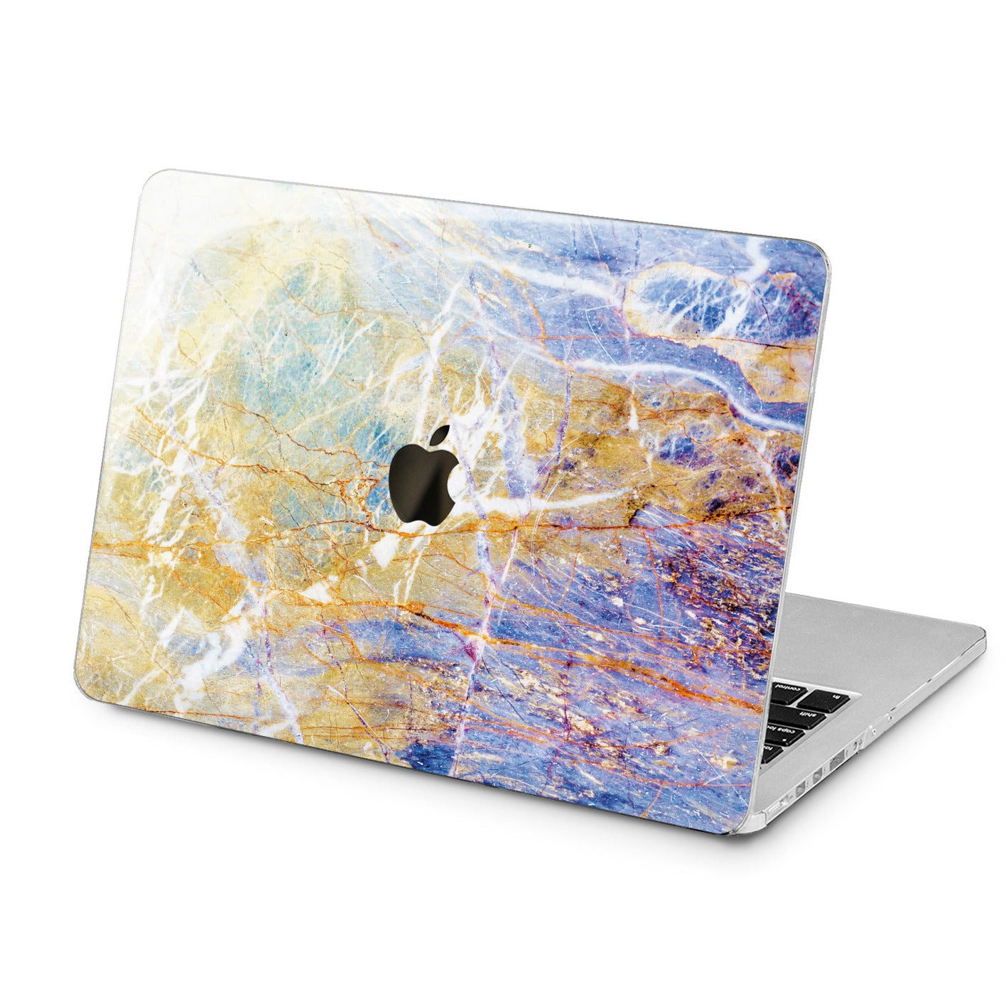Lex Altern Lex Altern Colored Marble Case for your Laptop Apple Macbook.