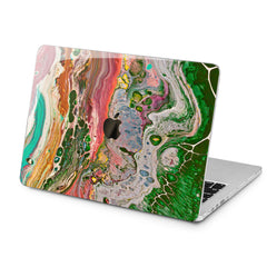 Lex Altern Lex Altern Painted Marble Case for your Laptop Apple Macbook.