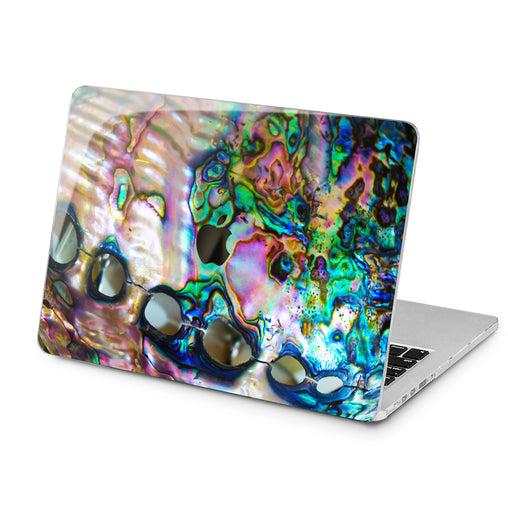 Lex Altern Lex Altern Abalone Print Case for your Laptop Apple Macbook.