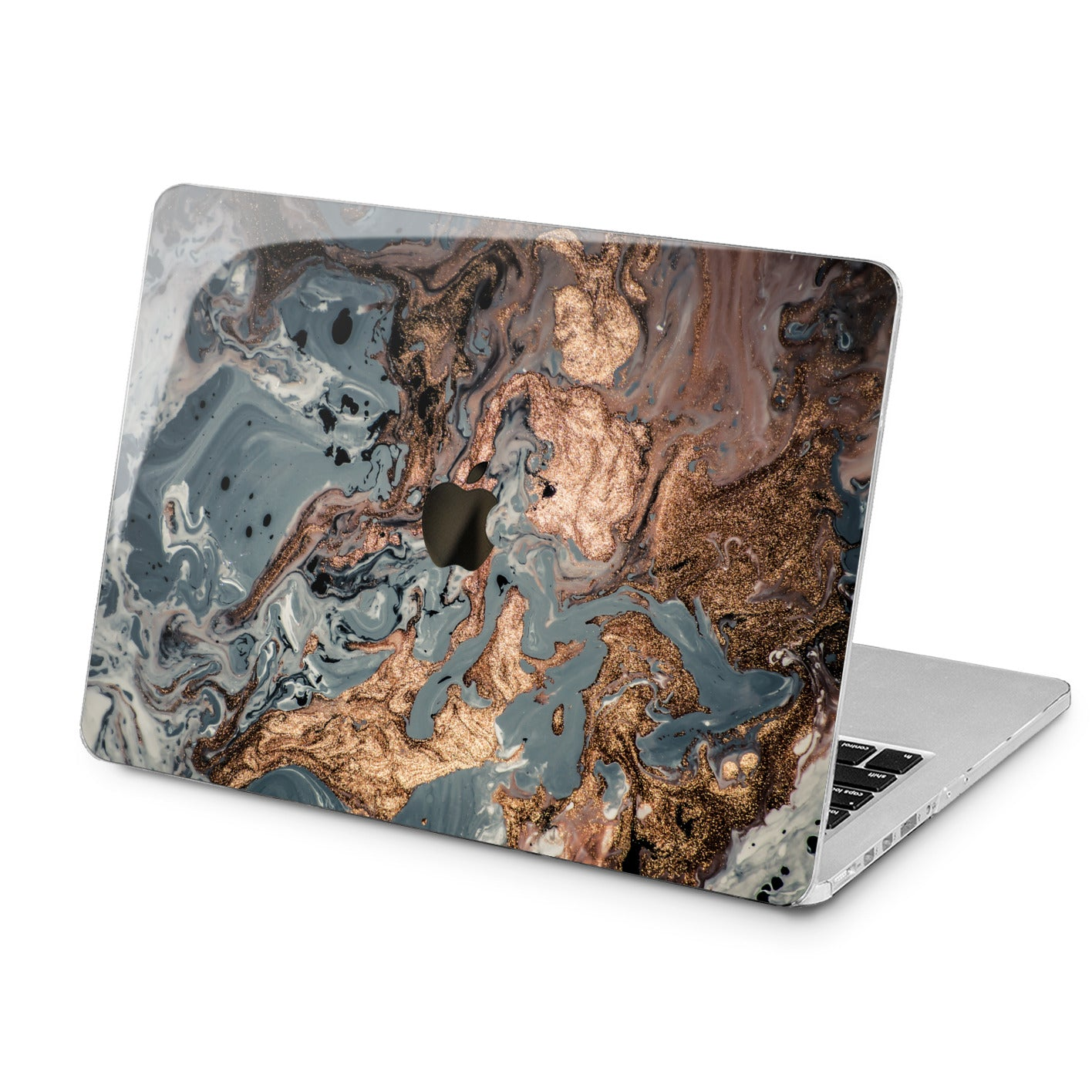 Lex Altern Lex Altern Bronze Marble Case for your Laptop Apple Macbook.