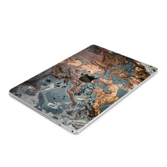 Lex Altern Hard Plastic MacBook Case Bronze Marble