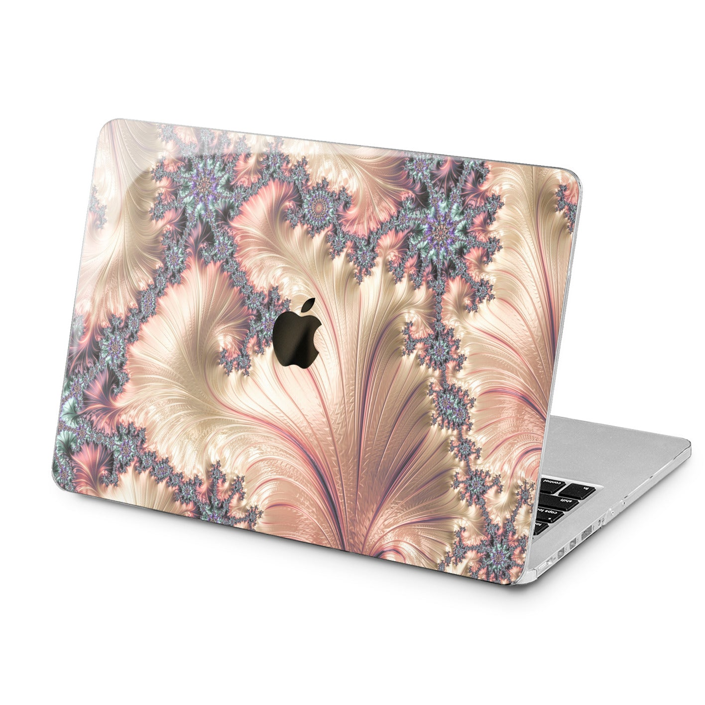 Lex Altern Lex Altern Pearl Fractal Case for your Laptop Apple Macbook.