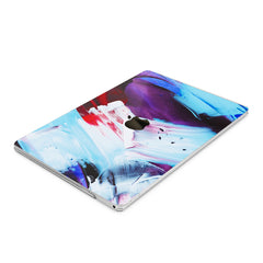 Lex Altern Hard Plastic MacBook Case Modern Art