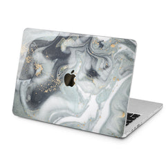 Lex Altern Lex Altern Grey Paint Case for your Laptop Apple Macbook.