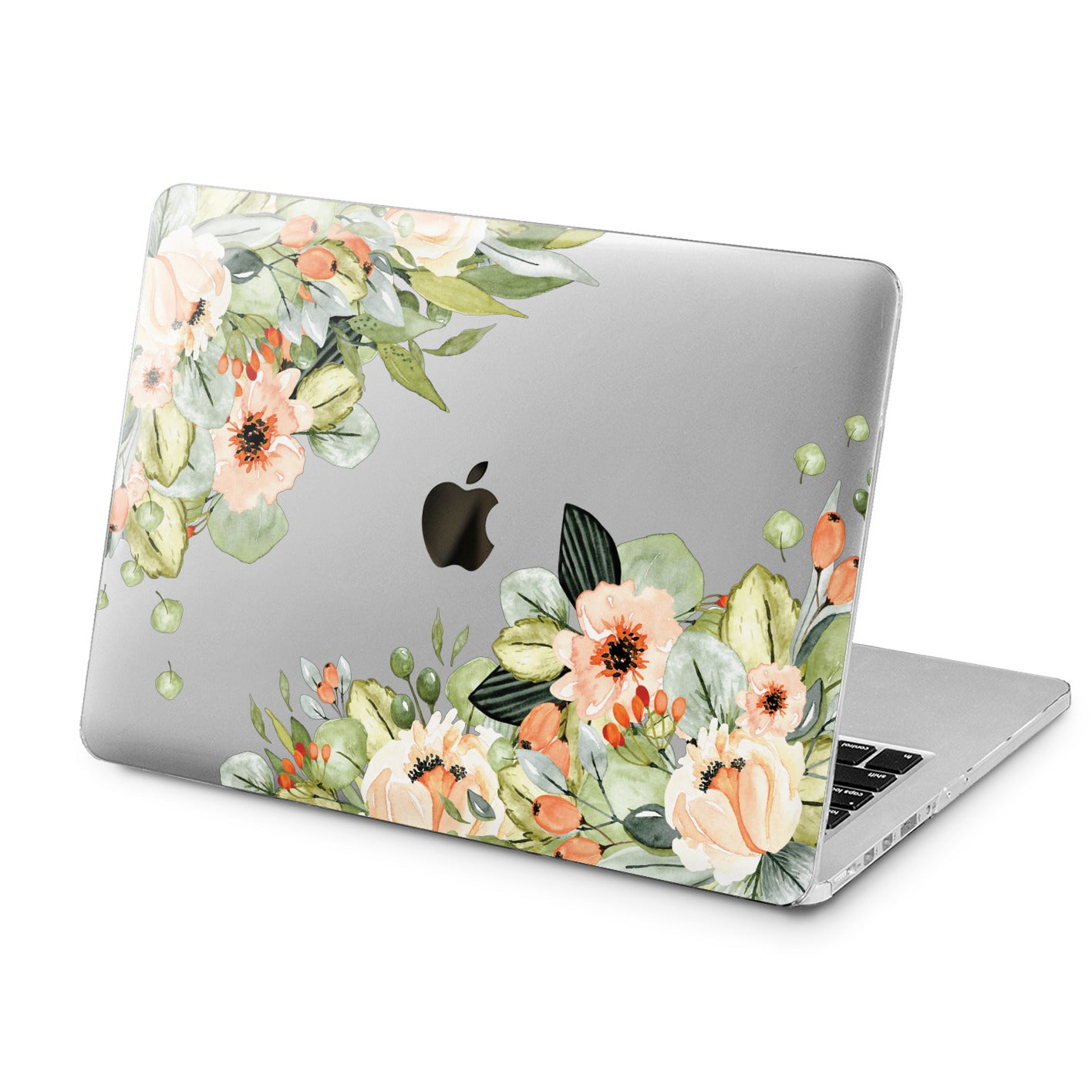 Lex Altern Lex Altern Spring Bouquet Case for your Laptop Apple Macbook.