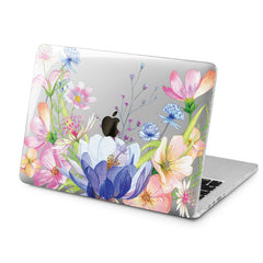 Lex Altern Lex Altern Floral Composition Case for your Laptop Apple Macbook.