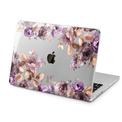 Lex Altern Lex Altern Botanical Garden Flowers Case for your Laptop Apple Macbook.