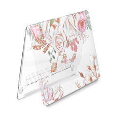 Lex Altern Hard Plastic MacBook Case Gentle Roses