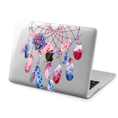 Lex Altern Lex Altern Colorful Dreamcatcher Case for your Laptop Apple Macbook.