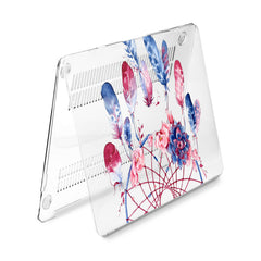 Lex Altern Hard Plastic MacBook Case Colorful Dreamcatcher