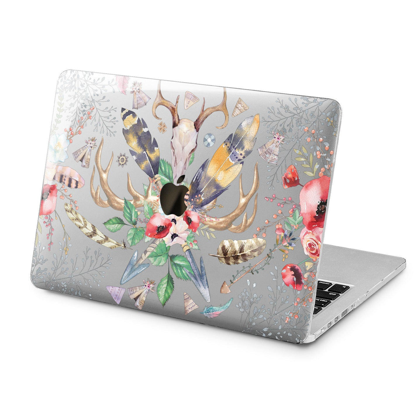 Lex Altern Lex Altern Ethnic Composition Case for your Laptop Apple Macbook.