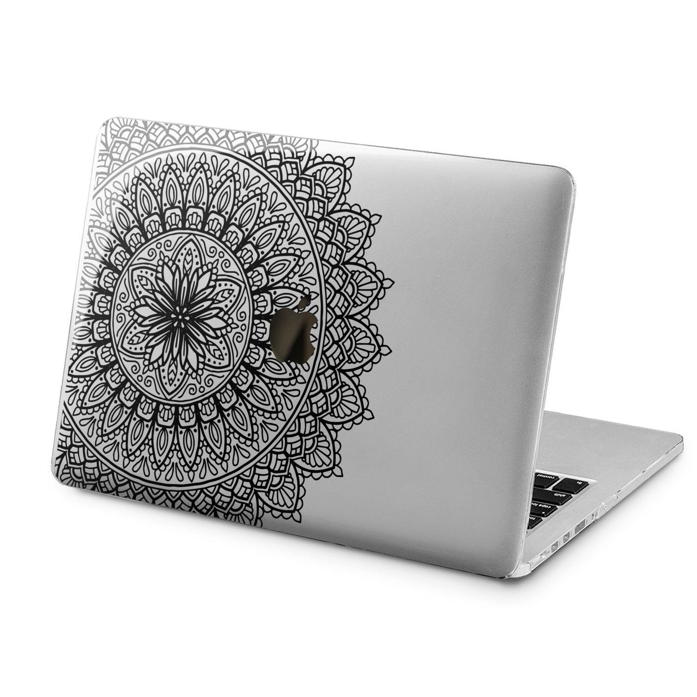 Lex Altern Lex Altern Elegant Mandala Case for your Laptop Apple Macbook.