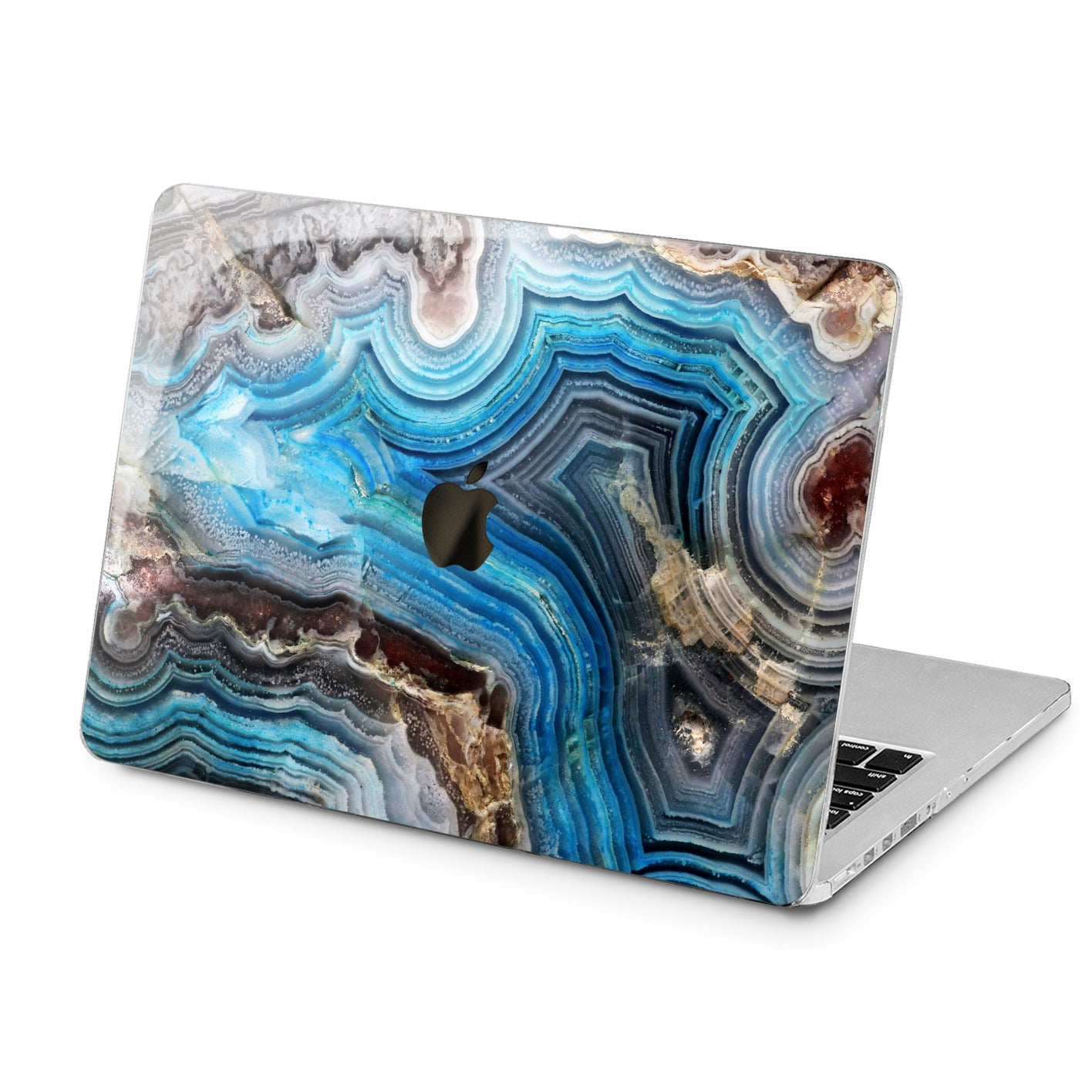 Lex Altern Lex Altern Agate Stone Case for your Laptop Apple Macbook.