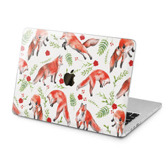 Lex Altern Lex Altern Colorful Foxes Case for your Laptop Apple Macbook.