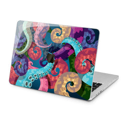 Lex Altern Lex Altern Colorful Octopus Case for your Laptop Apple Macbook.