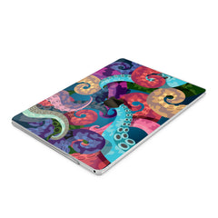 Lex Altern Hard Plastic MacBook Case Colorful Octopus