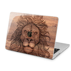 Lex Altern Lex Altern Lion Theme Case for your Laptop Apple Macbook.