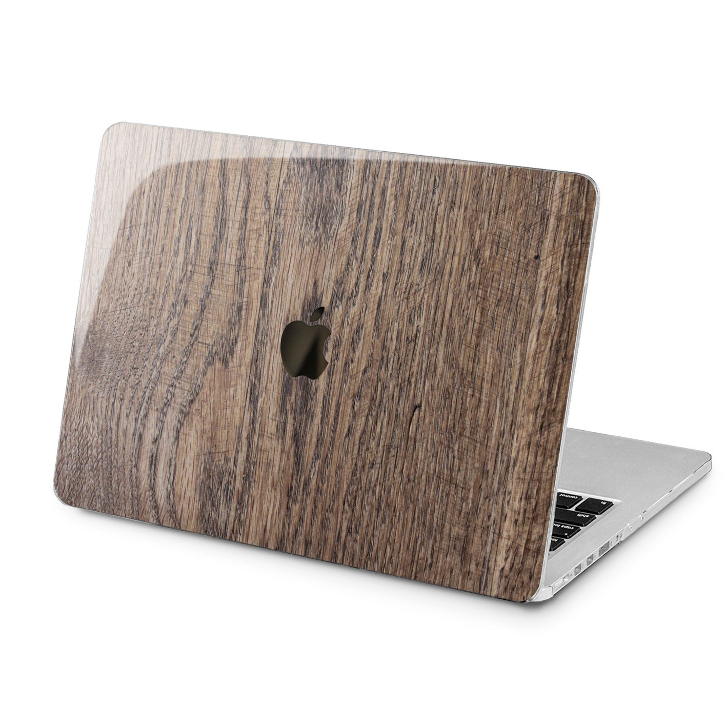 Lex Altern Lex Altern Brown Polished Wood Case for your Laptop Apple Macbook.