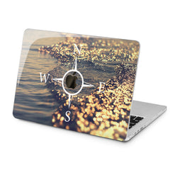 Lex Altern Lex Altern Vintage Sea Case for your Laptop Apple Macbook.