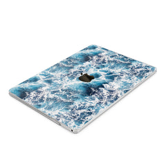 Lex Altern Hard Plastic MacBook Case Ocean Waves