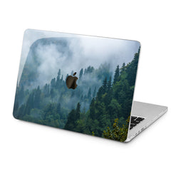 Lex Altern Lex Altern Foggy Forest Case for your Laptop Apple Macbook.