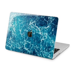 Lex Altern Lex Altern Blue Water Case for your Laptop Apple Macbook.
